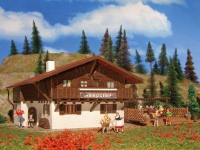 Almgasthof mit Holzterasse <br/>Vollmer 43960