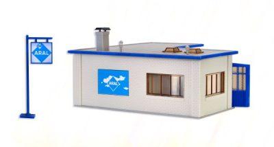 Aral-Tankstelle <br/>Vollmer 45156