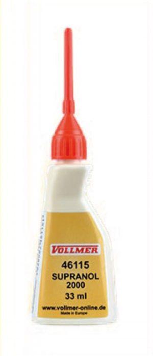 Vollmer Supranol 2000, 33 ml <br/>Vollmer 46115
