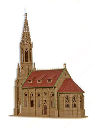 Stadtkirche Stuttgart-Berg <br/>Vollmer 47760