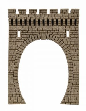 Tunnel-Portal, 1-gleisig <br/>Vollmer 48600