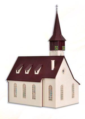 Dorfkirche, Start und Spar <br/>Vollmer 49210