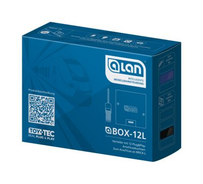 ALAN BOX-12L <br/>TOY-TEC 11412