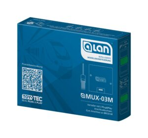 ALAN MUX-03M <br/>TOY-TEC 11503