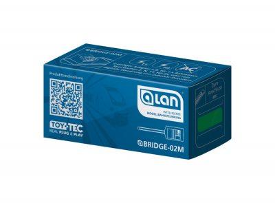ALAN BRIDGE-02M  <br/>TOY-TEC 18024