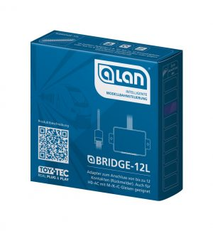 ALAN BRIDGE-12L  <br/>TOY-TEC 18122