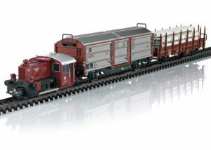 Zugpackung Köf II DB <br/>Märklin 026605