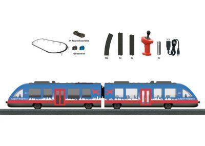 Startpackung Hochbahn <br/>Märklin 029307