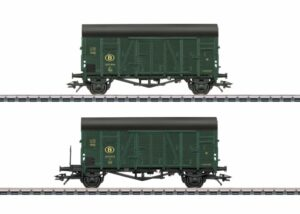 Güterwagen-Set SNCB <br/>Märklin 048832
