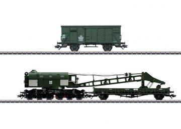 Dampfkran Ardelt 57t DB <br/>Märklin 049570 3
