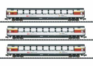 Wagen-Set Gotthard Panorama E <br/>TRIX 15674