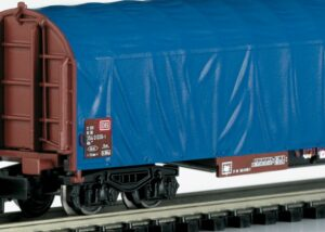 Wagen-Set Gütertransport Bund <br/>TRIX 15869