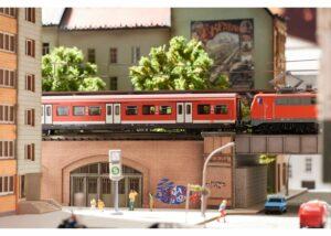 "Personenwg.-Set ""S-Bahn"", Ep. <br/>TRIX 15890"