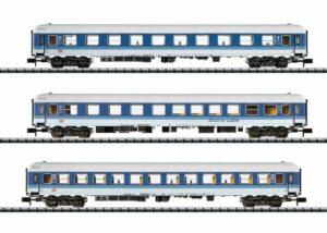 Wagen-Set 30 Jahre Interregio <br/>TRIX 15948