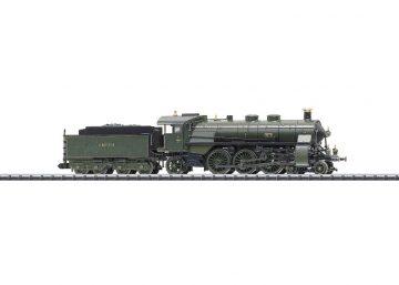 Dampf-Lokomotive 18 478 K.Bay.Sts.B