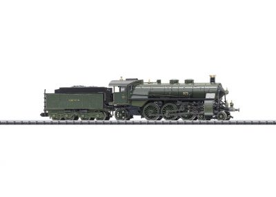 Dampf-Lokomotive 18 478 K.Bay.Sts.B. <br/>TRIX 16183