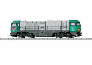 Schwere Diesllok G 2000 SNCF <br/>TRIX 22922