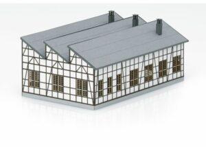 Bausatz Lokschuppen Rottweil <br/>TRIX 66326