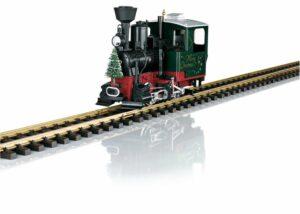 Dampf-Lokomotive Weihnachten <br/>LGB 20215