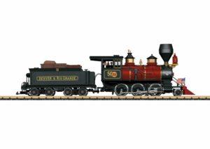 Dampf-Lokomotive Mogul DRGW <br/>LGB 20280