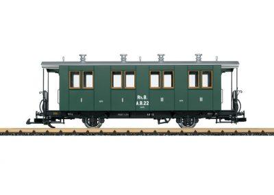 Personenwagen 1./2.Kl.RhB <br/>LGB 33401