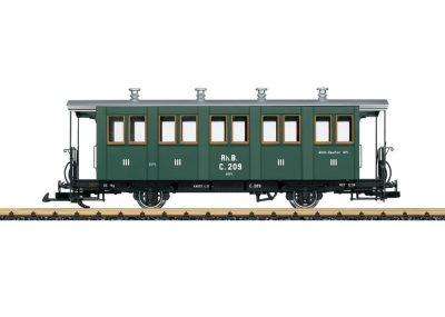 Personenwagen 3.Kl.RhB <br/>LGB 33402