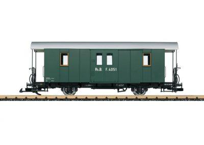 Gepäckwagen RhB <br/>LGB 33403