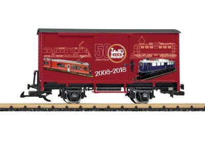 Jubliäumswagen 2008-2018 <br/>LGB 40505