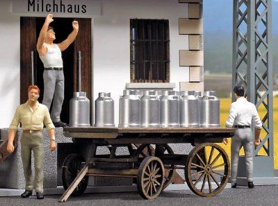 Milchkannen <br/>BUSCH 10262