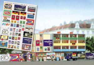 Werbeplakat-Set »DDR« <br/>BUSCH 1130