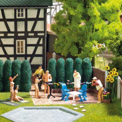 Gartenmöbel-Set               <br/>BUSCH 1189