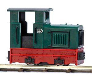 Diesel-Lokomotive »Gmeinder 15/18« <br/>BUSCH 12113