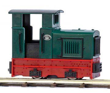 Diesel-Lokomotive »Gmeinder 15/18« <br/>BUSCH 12113 1