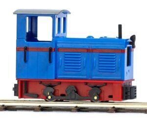 Diesel-Lokomotive »LKM Ns 2f« <br/>BUSCH 12122