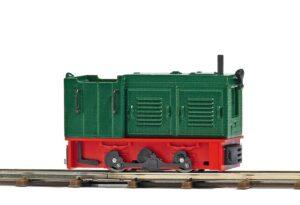 Diesel-Lokomotive »LKM Ns 2f« <br/>BUSCH 12125