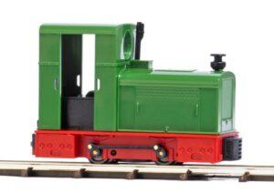 Diesel-Lokomotive »Deutz OMZ 122 F« <br/>BUSCH 12130