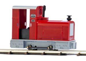 Diesel-Lokomotive Deutz OMZ 122 F <br/>BUSCH 12131