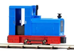 Diesel-Lokomotive Deutz OMZ 122 F <br/>BUSCH 12132