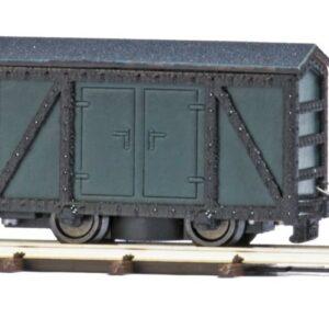 »Geisterwagen« mit Antrieb BUSCH 12190