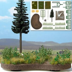 »Natur Pur« Bodengestaltungs-Set <br/>BUSCH 1259