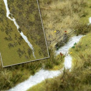 »Groundcover«-Bodendecker: Flusslandschaft <br/>BUSCH 1313