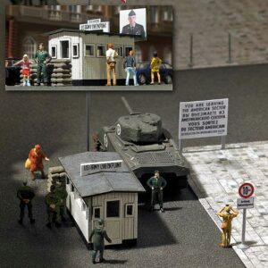 »Checkpoint Charlie« <br/>BUSCH 1490
