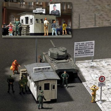 »Checkpoint Charlie« <br/>BUSCH 1490 1