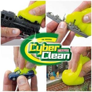 Cyber Clean® Modellbau-Reiniger <br/>BUSCH 1690