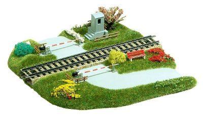 Bahnübergang <br/>BUSCH 3210