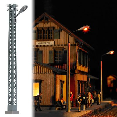 Gittermast-Leuchte <br/>BUSCH 4131