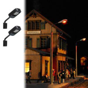 Industrie-Leuchten, 2 Stück <br/>BUSCH 4132