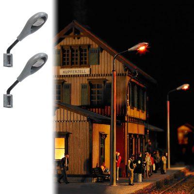 Industrie-Leuchten, 2 Stück <br/>BUSCH 4133