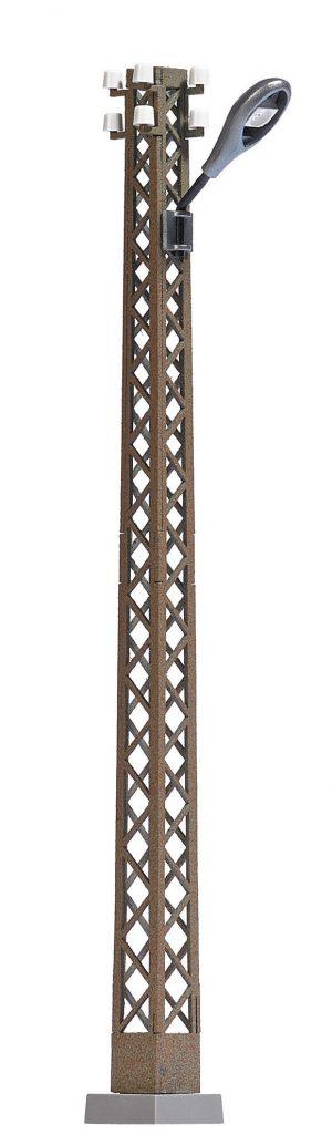 Gittermastleuchte (LBL) H0    <br/>BUSCH 4181