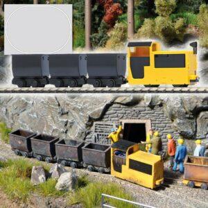 Grubenbahn Start-Set <br/>BUSCH 5000